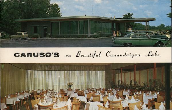 Caruso S Restaurant Est 1930