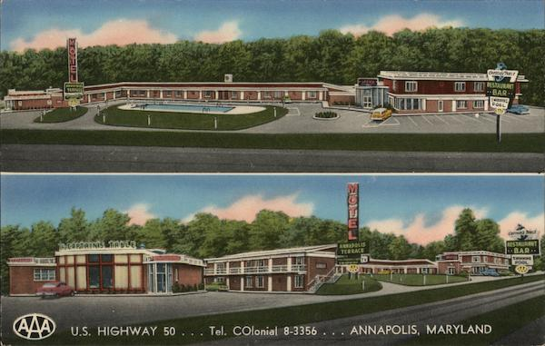 Annapolis Terrace Motel Maryland