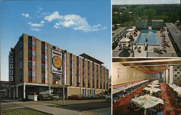 Town Tower Motel South Bend Indiana