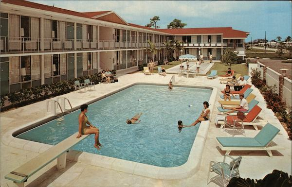 Hollywood Hills Motor Lodge Florida