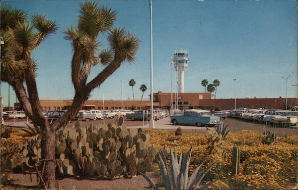 Sky Harbor Airport Phoenix Arizona