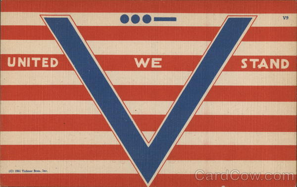 United We Stand--Victory Series World War II