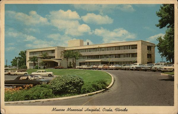 Munroe Memorial Hospital Ocala Florida