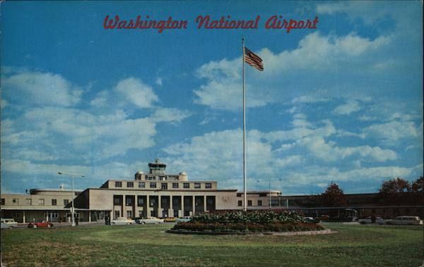Washington National Airport District of Columbia Airports