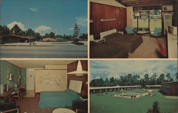 Howard Johnson 39 S Motor Lodge And Restaurant Jacksonville