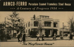 The Mayflower House, A Century of Progress 1934