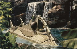 Submarine Nautilus - 20,000 Leagues Under the Sea