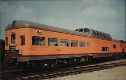 Union Pacific Dome-Lounge Car #9002