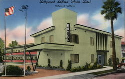 Hollywood LaBrea Motor Hotel