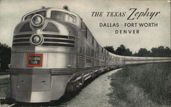 The Texas Zephyr