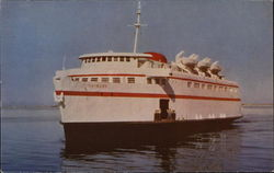 "M.V. ""Chinook"" Ferry"