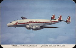 "Capital Airlines ""Constellation"""