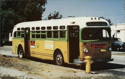 Historic Los Angeles Transit Lines Motor Coach
