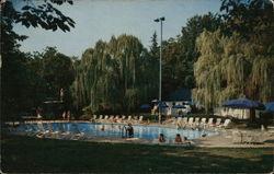 Williamsburg Inn Swimming Pool