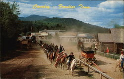 Cavalry - Frontier Town