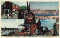 Scenes From Historic Bearskin Neck