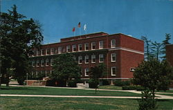 Hovey Hall, Illinois State University