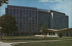 Illinois State University - Atkin and Colby Residence Halls