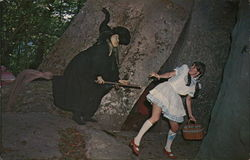 Wicked Witch of the West - Beech Mountain