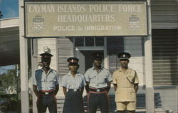 Cayman Islands Police Force Headquarters