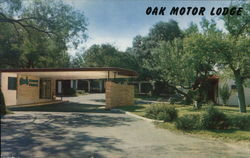 Oak Motor Lodge