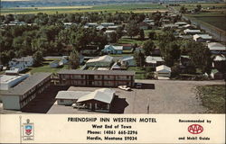 Friendship Inn Western Motel