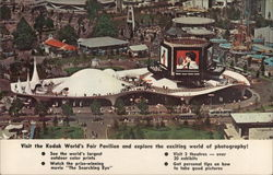 Kodak World's Fair Pavilion