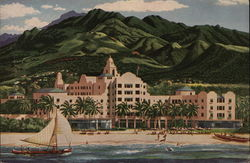 The Royal Hawaiian Hotel, Waikiki