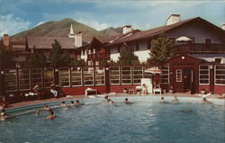Challenger Inn - Warm Water Pool