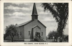 The Chapel, Camp Kilmer