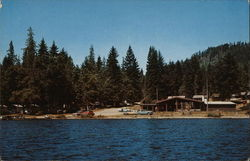 Log Cabin Resort, Lake Crescent