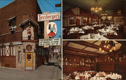 George Hessberger's Restaurant