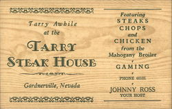 Tarry Steak House
