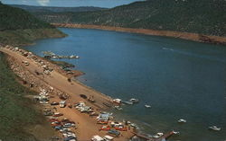 Cedar Springs Ramp Flaming Gorge Lake