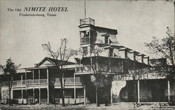 The Old Nimitz Hotel