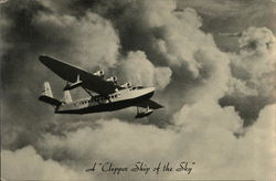 "A ""Clipper Ship of the Sky"""