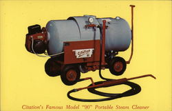 Citation MOdel 90 Portable Steam Cleaner
