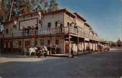 Knott's Berry Farm Ghost Town - Calico Saloon