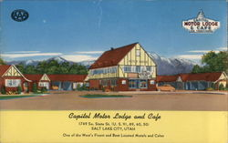 Capitol Motor Lodge and Cafe