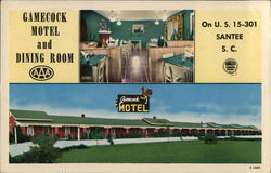 Gamecock Motel and Dining Room