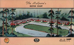 The Redfearn's Motor Court