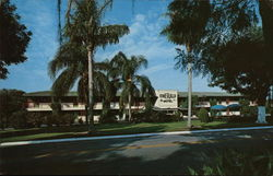 Emerald Motel Postcard