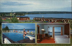 Trailsmen Motel Postcard
