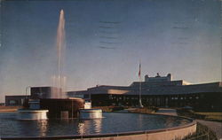 Fountain, Greater Pittsburgh Airport