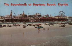 The Boardwalk at Daytona Beach, Florida