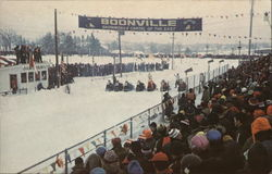 Boonville Snowmobile Capital of the East