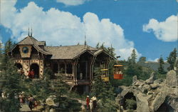 Swiss Chalet and Skyride