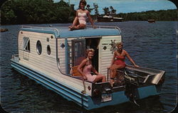 All Aboard For Fun - 1958 Terra Marina