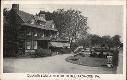 Quaker Lodge Motor Hotel