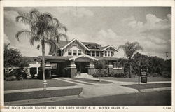 The Seven Gables Tourist Home